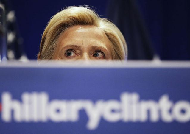 希拉里∙克林顿亲信称其不会再参加任何选举