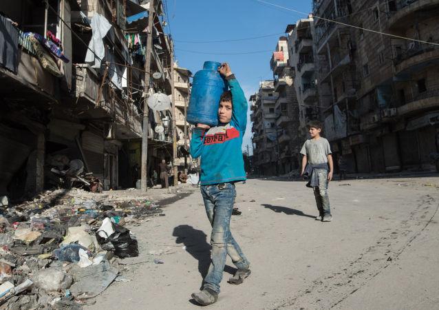 俄外长:任何叙利亚武装力量都可加入停火