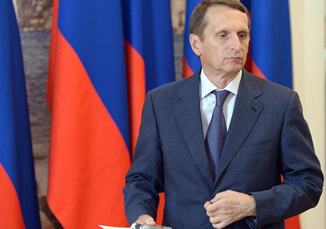 俄官员:各国特工部门有必要合作