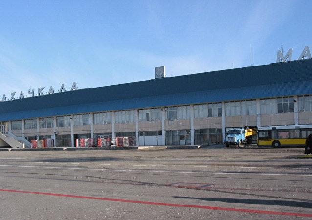 马哈奇卡拉机场