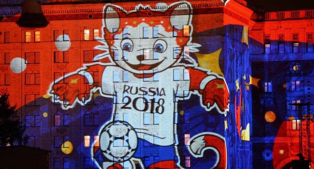 """美国参议员呼吁国际足球联盟收回俄罗斯2018年世界杯举办权""""足球解决"""