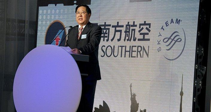中国南方航空集团公司原党组副书记、总经理司献民