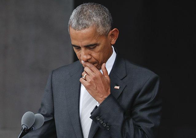维基解密:奥巴马顾问2008年建议其不参加G20反危机峰会