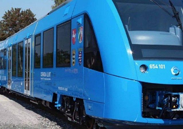 首列氢动力客运火车