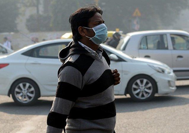 世卫组织:全球92%的人在呼吸受污染空气
