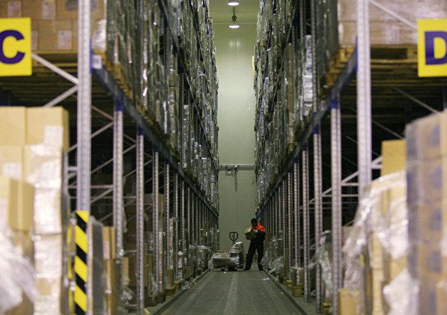 中国投资商有意在莫斯科州兴建运输物流中心