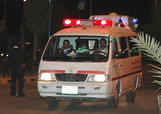 消息人士:也门东部暴雨和洪水造成四人死亡