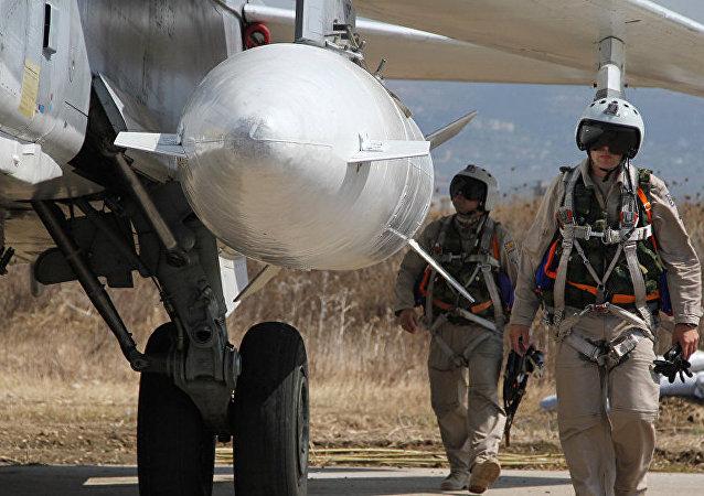 俄国防部否认一日内连续轰炸阿勒颇三所医院消息