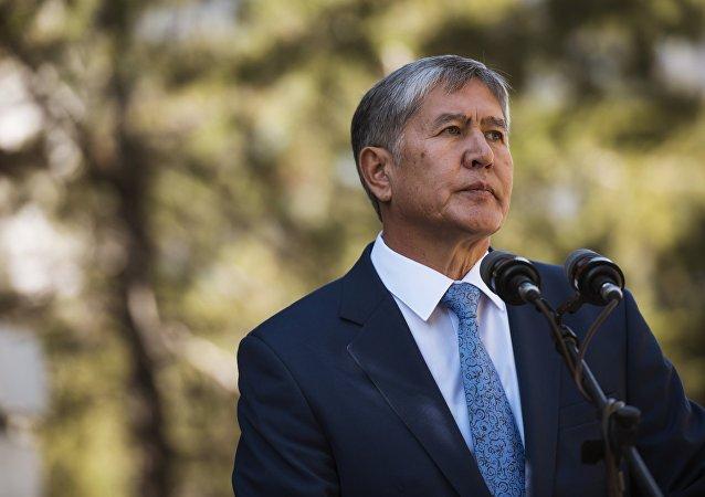吉尔吉斯斯坦总统或在本周末出院