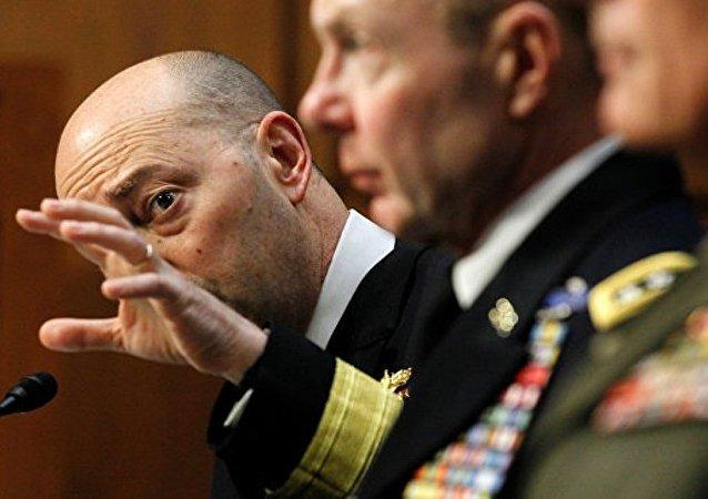 前北约欧洲盟军最高司令:特朗普无领导美国的经验