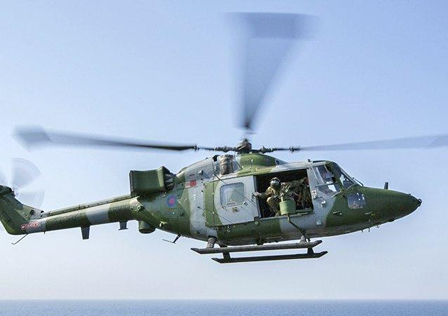 山猫直升机