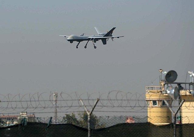 媒体:美军无人机在阿富汗的袭击造成至少13名平民丧生