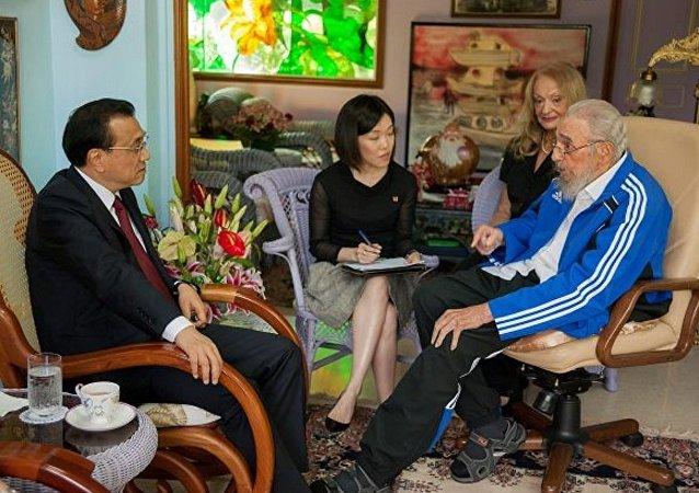 中国外长:中国将创新同古巴的互利合作方式