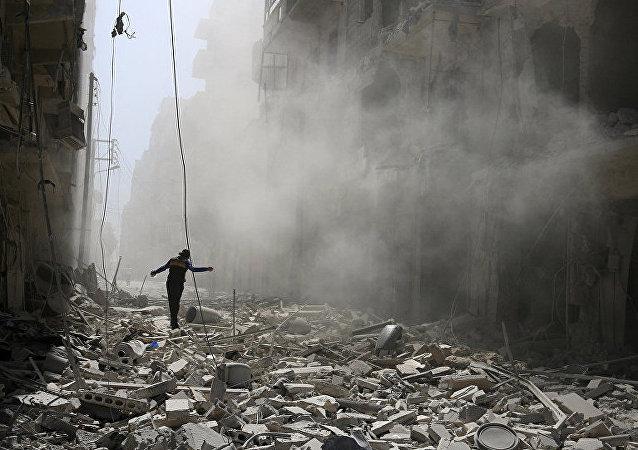 俄防长:叙政治进程开启日期被无限期推迟