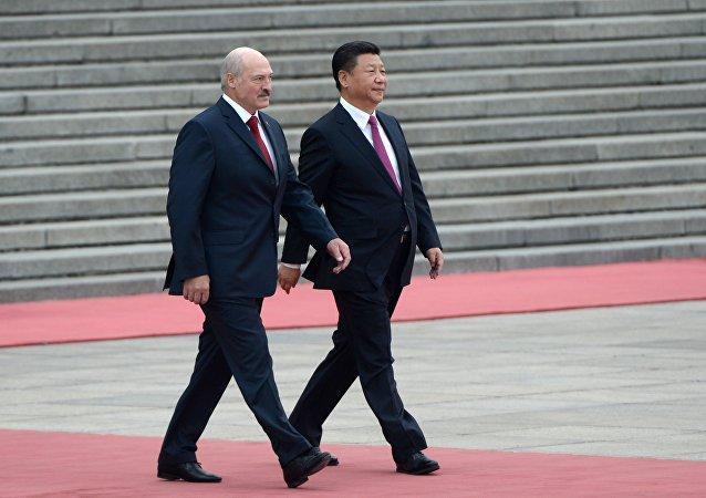 白俄经济部:该国总统计划5月访华