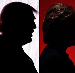 MSNBC出口民调:分别有38%和32%选民信任克林顿和特朗普