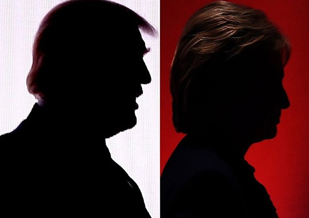 相比希拉里克林顿,俄罗斯人对特朗普更有好感