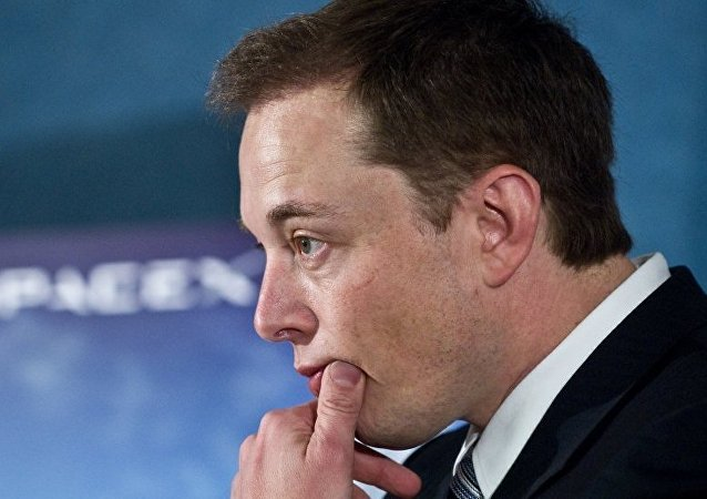 """俄专家:伊隆·马斯克的""""火星计划""""只是营销手段"""