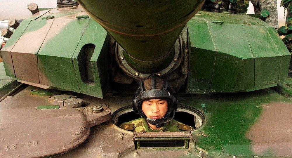 中國新款坦克能否戰勝美國的?