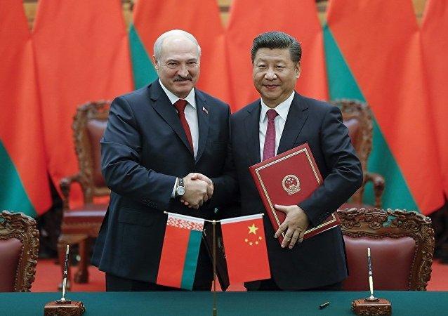 媒体:中国国家主席与白俄罗斯总统进行通话