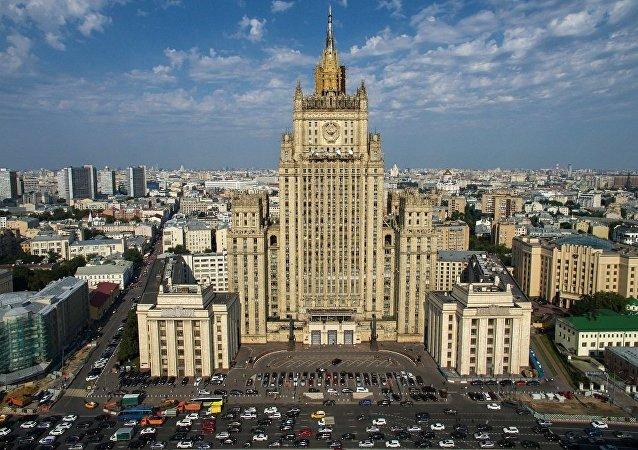 俄外交部:莫斯科呼吁美国在掌握相关信息的情况下就策划中的恐怖袭击 予以通告