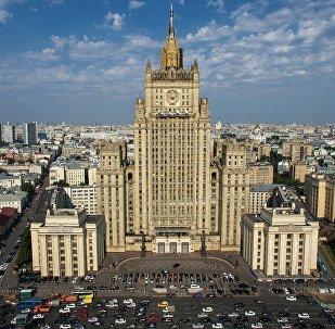 俄外交部就埃及火车相撞事件表示慰问