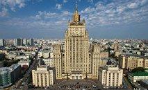 俄外交部:莫斯科呼籲美國在掌握相關信息的情況下就策劃中的恐怖襲擊 予以通告