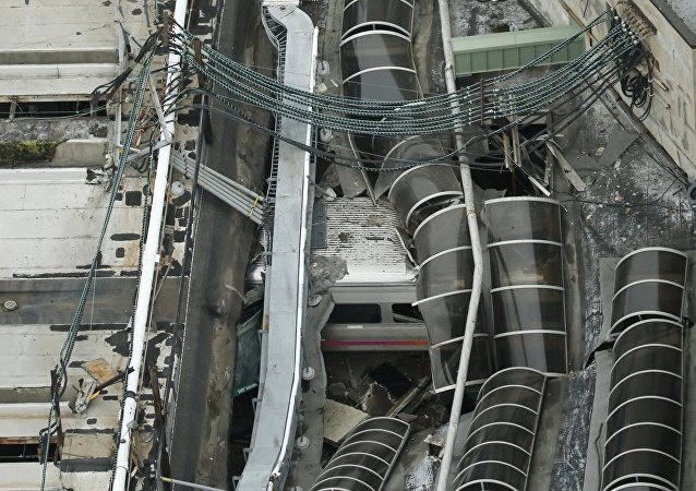 新泽西州火车事故