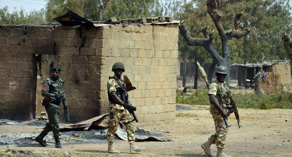 """俄外交部:""""伊斯兰国""""在非洲的活动变得活跃"""