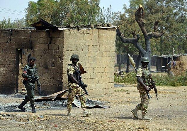 尼日利亚军方