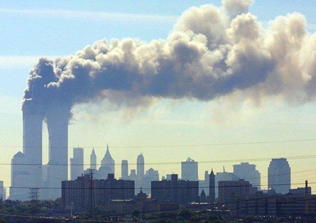 美国的911恐怖袭击