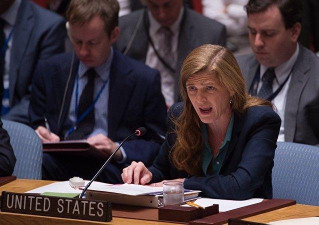 俄外长称美常驻联合国大使咄咄逼人 其言论不能被接受