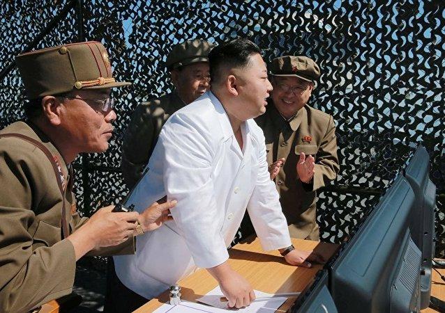 俄媒: 中國軍事專家預言北朝鮮將垮台