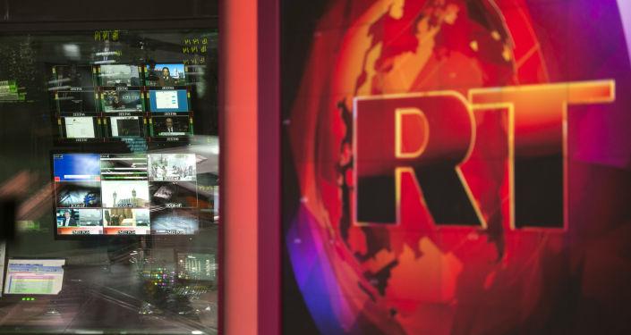 俄外交部发言人:RT电视台成为西方媒体的直接竞争对手