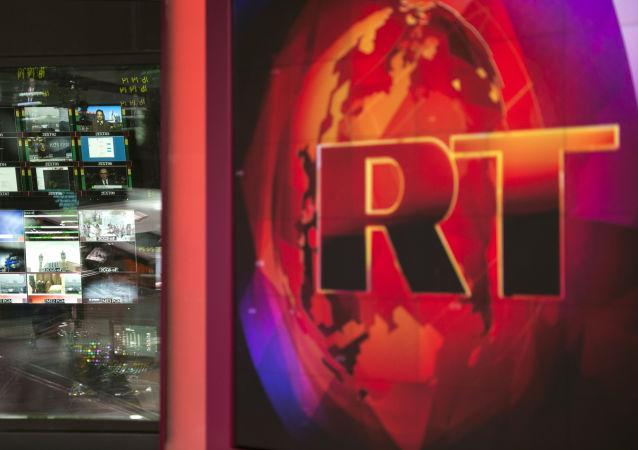 RT在英国的所有帐户均遭封锁