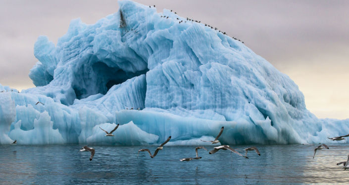 冰山将会改变阿联酋的气候