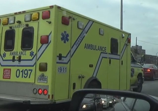 媒体:多伦多发生枪击 已致1人受伤
