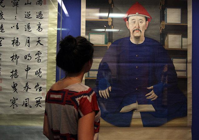 中国人的神圣起源证据被发现