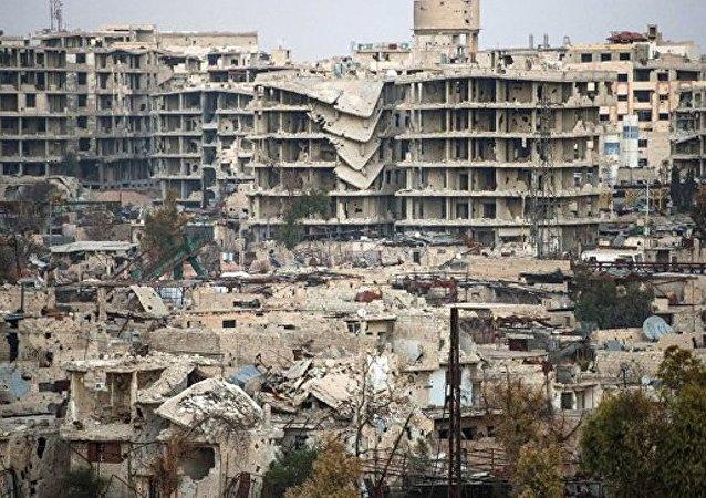 媒体报道称,叙利亚军队就大马士革郊区军用机场遭袭事件警告以色列