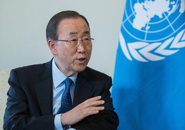 联合国秘书长希望南非能够重审退出国际刑事法院的决定