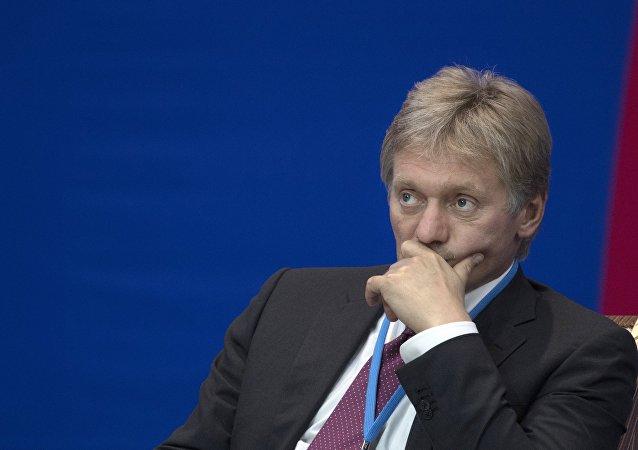 俄总统新闻秘书:不与美合作无法有效打击叙利亚恐怖主义