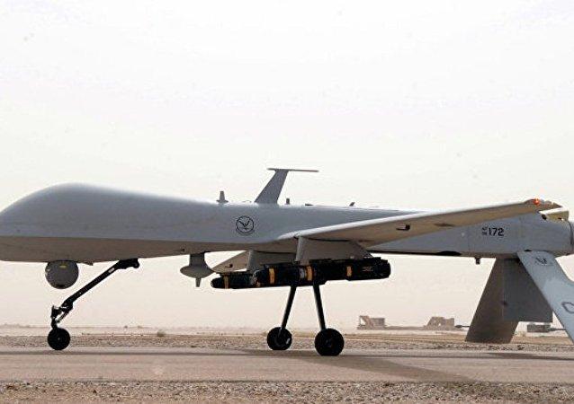 """美国近日将宣布向印度出售价值20亿美元的""""监护者""""无人机"""