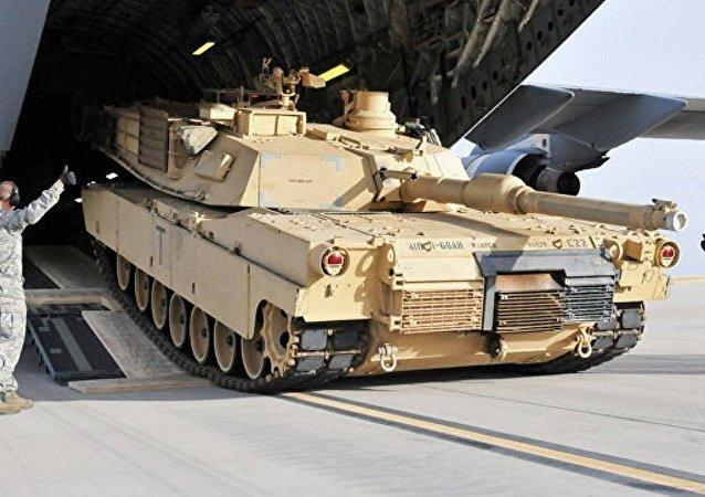 《国家利益》:美国资金疲软,无力拨款建立能与中俄两国抗衡的新一代坦克