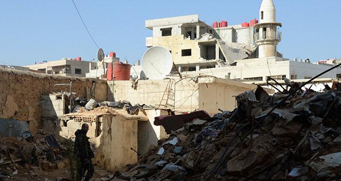 联合国希望阿勒颇人道主义停火在10月20日后再延长数日