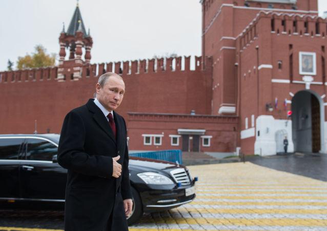 """克宫证实普京将出席将于10月19日在柏林举行的""""诺曼底模式""""会谈"""
