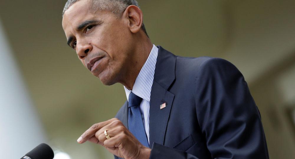 奧巴馬在告別演說中表示,俄羅斯和中國等競爭對手無法與美國在世界上的影響力相提並論
