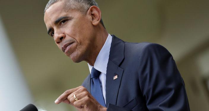 奥巴马在告别演说中表示,俄罗斯和中国等竞争对手无法与美国在世界上的影响力相提并论