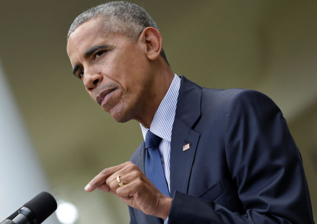 媒体:奥巴马前政府有意散布有关俄影响美国大选的消息
