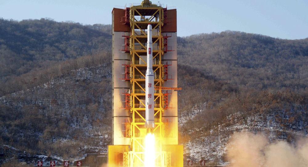 媒体:卫星图像显示朝鲜正在升级西海卫星发射场