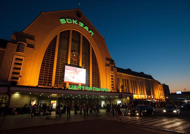 火车站, 基辅